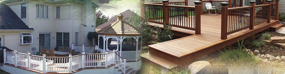 Woodridge Builders - Decks